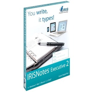I.R.I.S IRISnotes Executive 2 Digital Pen