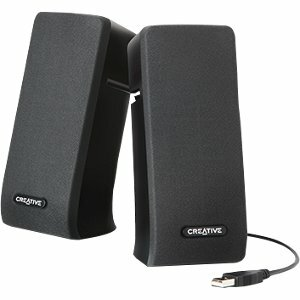 Creative A40 USB Speakers for Laptop