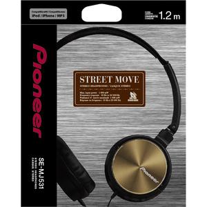 Pioneer SE-MJ531-N Headphone