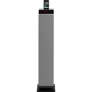 Lenco iPT-6  iPod/iPhone Speaker Tower with 3D Sound