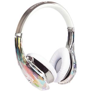 Monster Cable Diamond Tears Edge On-Ear Headphones