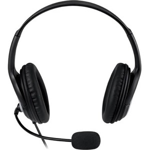 Microsoft LifeChat LX-3000 Digital USB Stereo Headset Noise-Canceling Microphone - Stereo - USB - Wired - Over-the-head - Binaural - Circumaural - 6 ft Cable - Noise Cancelling Microphone