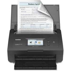 Brother ImageCenter ADS2500W Sheetfed Scanner