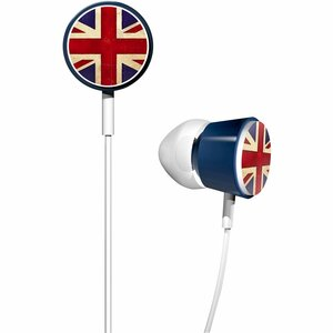 Gear4 Union Jack In-Ear Headphones