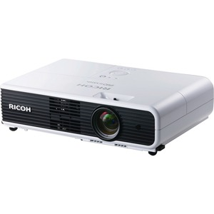 Ricoh PJ X3241N Networkable 3,300 lm Mobile Projector