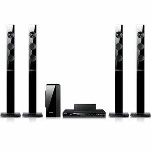 Samsung HT-E4550 5 Speaker Smart 3D Blu-ray & DVD Home Theater System