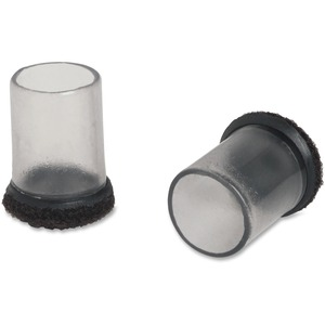 Lorell Clear Sleeve Floor Savers