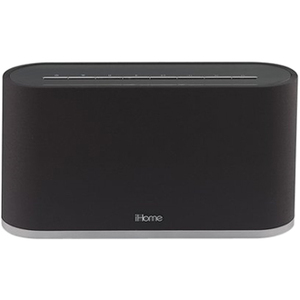 iHome AirPlay Speaker System for iPad, iPhone, and iPod with Wi-Fi and Ethernet