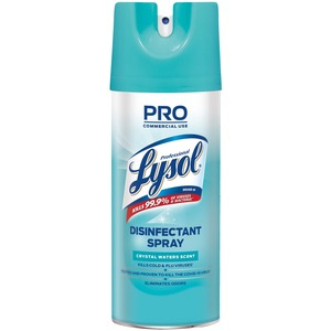 Lysol Crystal Waters Disinfectant Spray