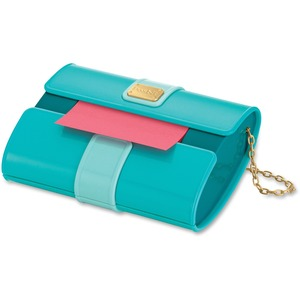 Post-it Pop-up Note Dispenser CLH330, Clutch Purse Style for 3x3 Pop-up Notes