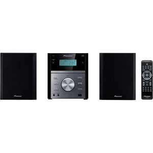 Pioneer Micro Sound System with CD, FM Tuner, USB and MP3 (2 x 10 W)