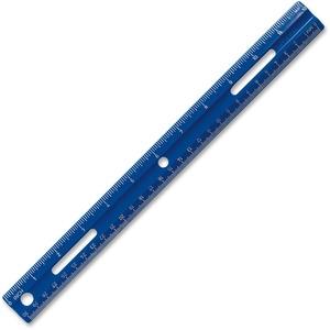 Fiskars Schoolworks Opaque Plastic Ruler