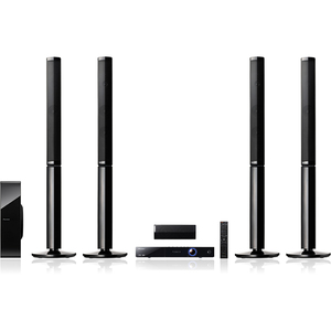 Pioneer BCS-727 Home Theater System
