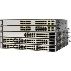 CISCO WS-C3750G-24TS-S1U Catalyst 3750G-24TS-1U Layer 3 Switch