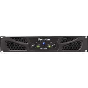 Crown XLi 2500 Two-channel, 750W @ 4? Power Amplifier