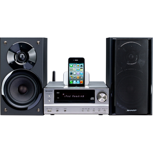 Sharp XL-HF401PH Micro Hi-Fi System