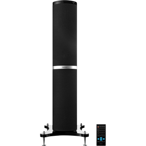 Lenco BTT-1 SpeakerTower with Bluetooth, FMradio & USB