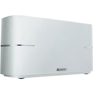 Pioneer 10W Wireless Bluetooth Cabinet Speaker System (White)