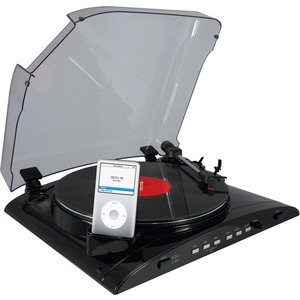 ION iProfile Digital Conversion Turntable for iPod