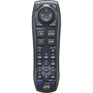 JVC Optional Wireless Remote Control (Easy-Grip)