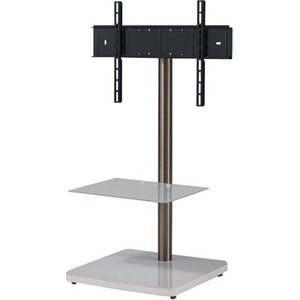 Cantabria Flat Screen TV Stand with Square Base