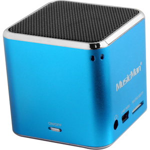 Technaxx MusicMan Mini BT-X2 Wireless Soundstation