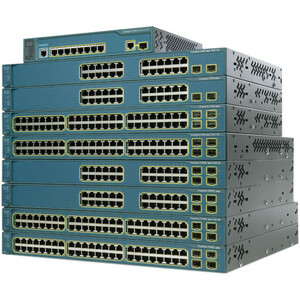 CISCO WS-C3560G-48TS-S Catalyst 3560G-48TS Layer 3 Switch