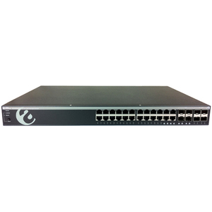 Amer 20-Port 10/100/1000Base-T + 4 RJ45/SFP Combo + 4 SFP+ L2 Managed Switch