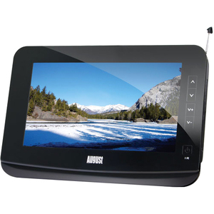 August DTV700B Digital TV & Media Player with Built-in Battery