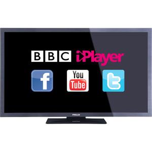 Finlux 50'' Smart LED TV, Full-HD 1080p, Freeview HD, PVR & Wi-Fi Dongle (50F8090-T)