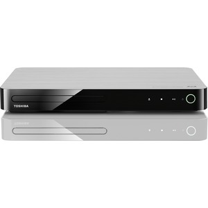 Toshiba BDX5400KB - Smart 3D Blu-ray & DVD Player with Built-in Wi-Fi