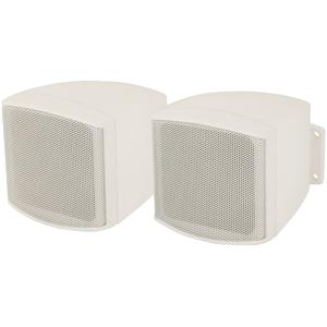 Adastra C25V Compact Background Speakers - Pair