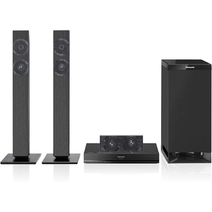 Panasonic 300 Watt Home Theater System with Subwoofer (Black)