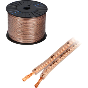 LINDY Superior Grade Speaker Cable, 2 x 1.5mm, 100m