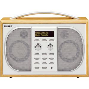 Pure Portable Stereo DAB Digital and FM Radio