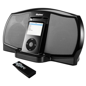 Cyber Acoustics iRhythms A-303 Digital Docking Speaker System