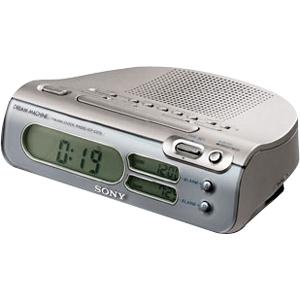 Sony ICFC273S Desktop Clock Radio