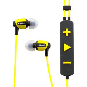Klipsch Image S4i Rugged Yellow In-Ear Headphones