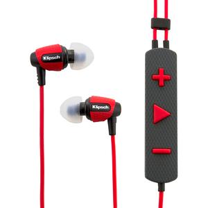 Klipsch Image S4i Rugged Red In-Ear Headphones