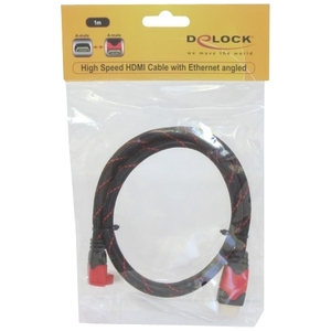 DeLOCK 82686 HDMI with Ethernet Cable