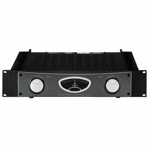 Behringer A500 Professional Reference-Class Power Amplifier