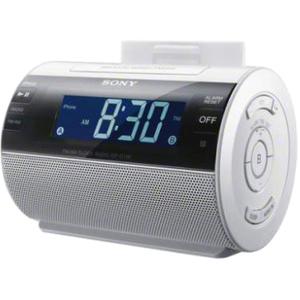 Sony iPod and iPhone Dock Clock Radio