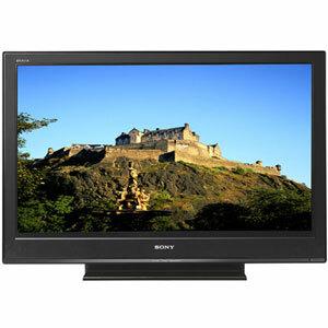 """Sony BRAVIA S Series KDL-26S3000 26"""" LCD TV"""