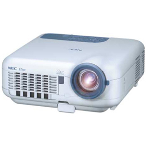 NEC LT 240K Portable Projector