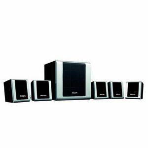 Philips MMS260 Surround Sound System