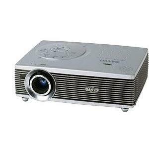 Sanyo Micro-Portable PLC-SW35 Multimedia Projector