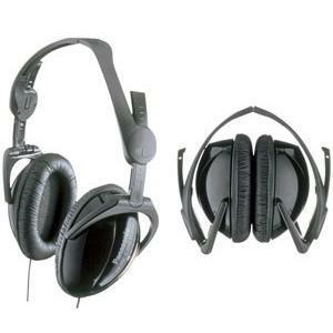 Panasonic RP-HC100 Noise-Canceling Headphones
