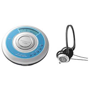Panasonic SL-MP75 CD MP3 Player