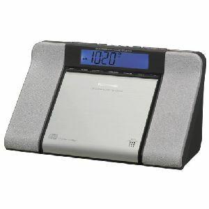 Panasonic CD Clock Radio