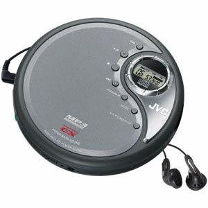 JVC XLPM5 CD MP3 Player